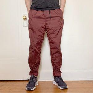 Saturdays NYC Gino Track Pants Size Medium